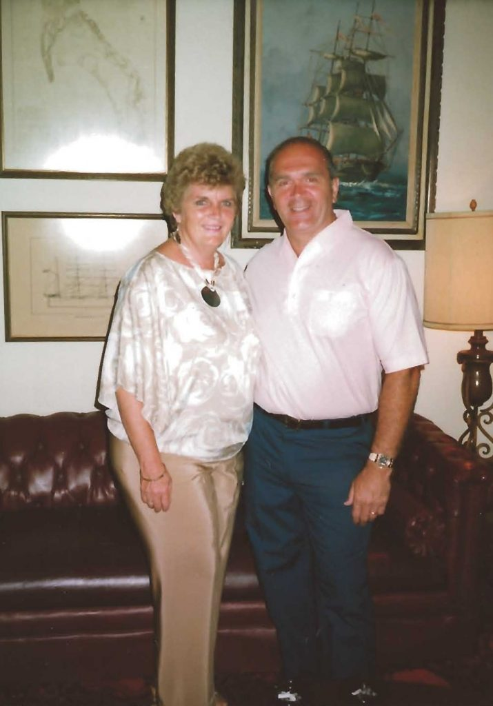Remembering James Trentini